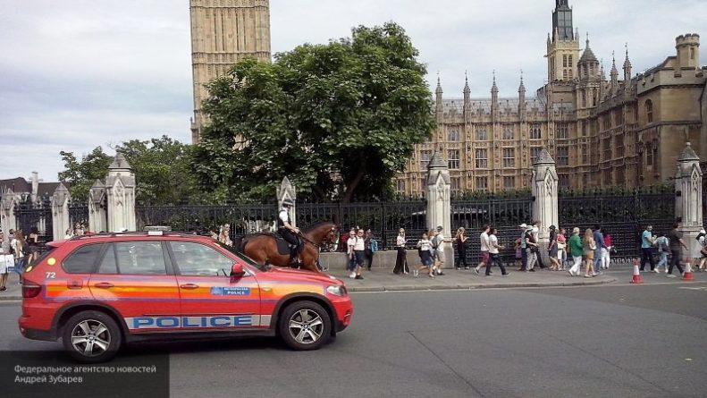 Общество: Мужчина напал с ножом на женщину и троих детей в Лондоне