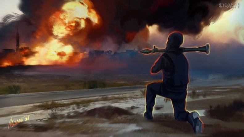 Общество: Эксперт объяснил, почему Запад хочет обеспечить свободу действий террористам в Сирии