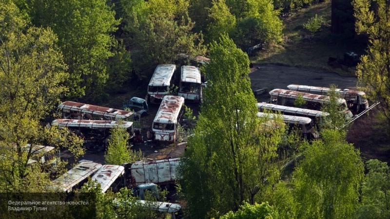 """""""Сталкеров"""" из Великобритании и РФ задержали в Чернобыле"""