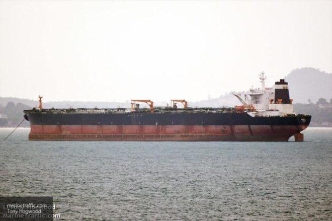 Глава МИД Британии назвал условие освобождения иранского танкера