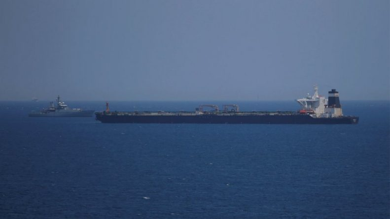 Без рубрики: СМИ: катеры Ирана попытались захватить нефтяной танкер Великобритании