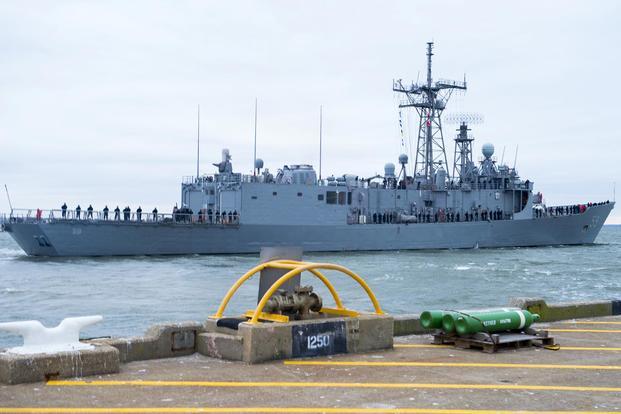 Без рубрики: Великобритания наращивает военное присутствие в Персидском заливе