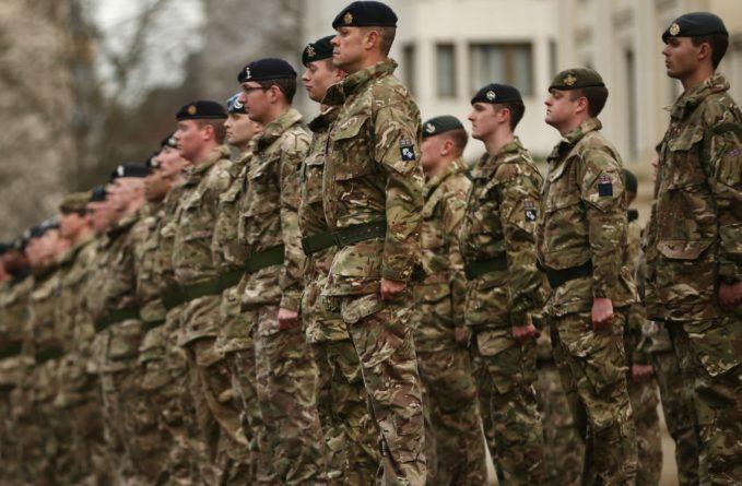 Без рубрики: В армии Великобритании создали подразделение по противодействию киберугрозам