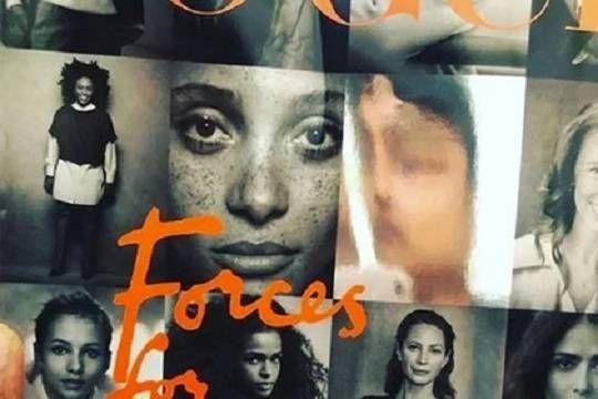 Знаменитости: Меган Маркл поместила на обложку Vogue кривое зеркало и взбесила своих поклонников