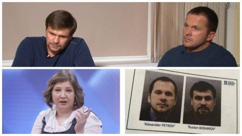 Общество: Заявление Скотленд-Ярда об отсутствии вины РФ рассмешило племянницу Скрипаля