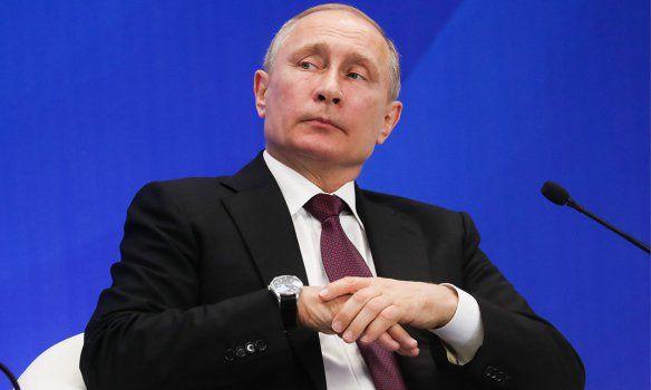 Общество: Британская полиция изучает роль Путина в отравлении Скрипалей