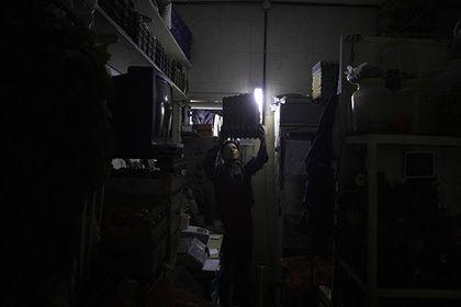Без рубрики: Великобритания осталась без электричества