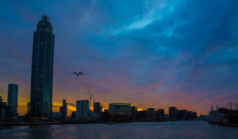 Без рубрики: В Лондоне произошло масштабное отключение электричества