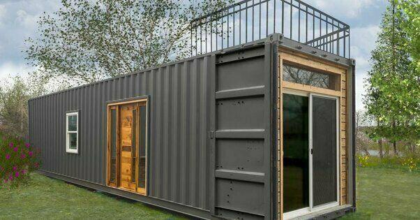 Общество: Fraser Brown MacKenna Architects построит экономические микродомики в Британии