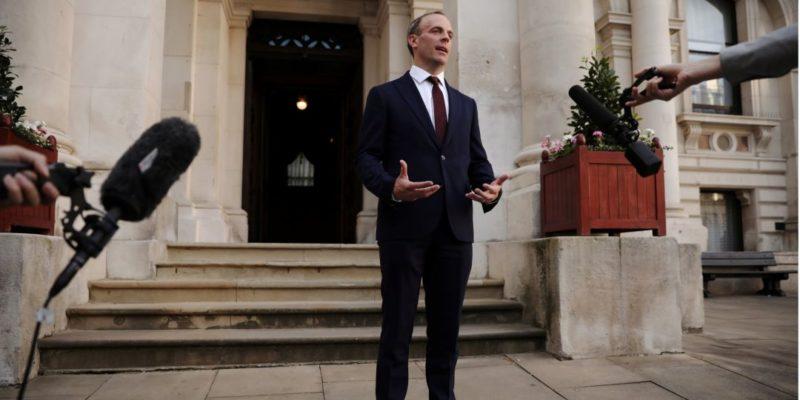 Общество: МИД Великобритании предупредил, чтоЕС будет нести ответственность за«жесткий» Brexit