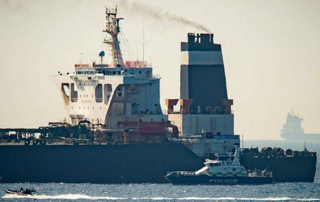 Общество: Власти Ирана анонсировали скорое освобождение Британией танкера Grace 1