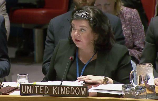 Общество: Британия заявила о нарушении прав украинцев в Крыму и получила ответ