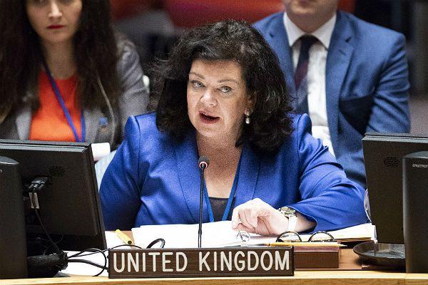 Общество: Постпред Британии при ООН открыла «отчаянное положение» украинцев в Крыму