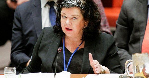 Без рубрики: Постпред Британии заявила об«отчаянном положении» украинцев вКрыму