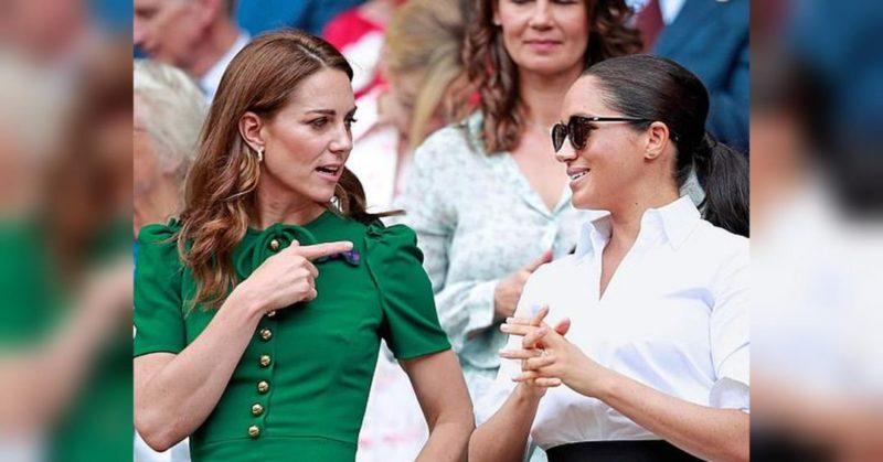 Общество: Меган Маркл позировала с журналом с Кейт Миддлтон на обложке за два года до знакомства с принцм гарри - смотреть фото ддлтон, задолго до встречи с принцем Гарри (фото)