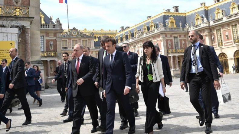Общество: Экс-глава МИД Франции призвал наладить отношения с РФ,не дожидаясь Трампа