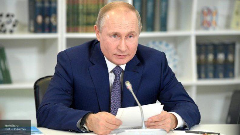 Общество: СМИ Британии пожаловались на Запад, который недооценил потенциал Путина