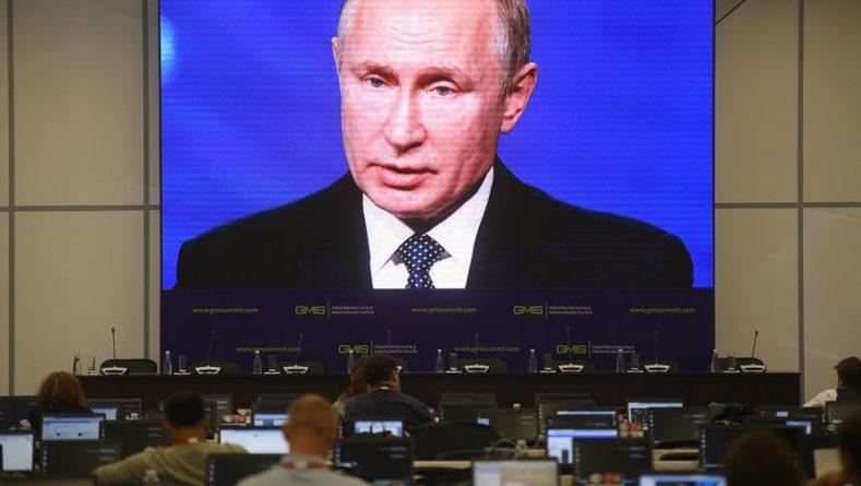 Политика: Британский журналисты снимут фильм о Путине