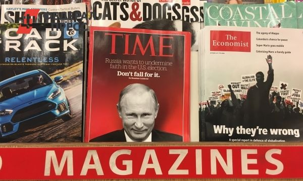 Общество: Новый сериал про Владимира Путина снимет британский Channel  4 | Москва | ФедералПресс