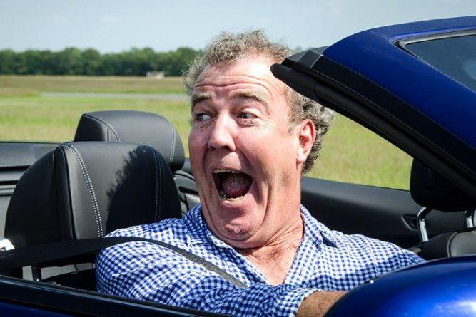 Общество: Елизавета II помогла экс-ведущему Top Gear сбросить лишний вес