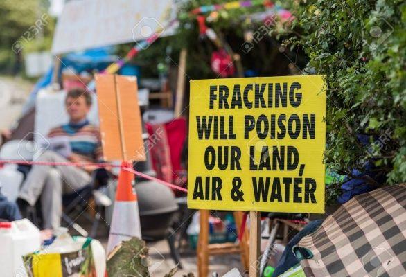 Происшествия: На месторождении сланцевого газа в Великобритании произошло землетрясение — Новости экономики, Новости Европы
