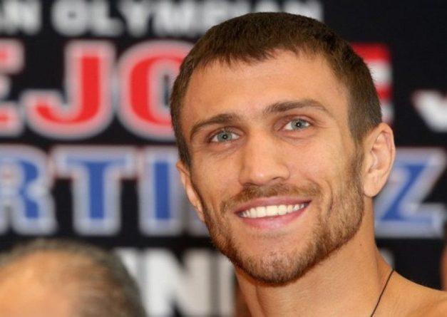 Общество: Василий Ломаченко: В Лондоне болельщики уважают и боксеров, и бокс