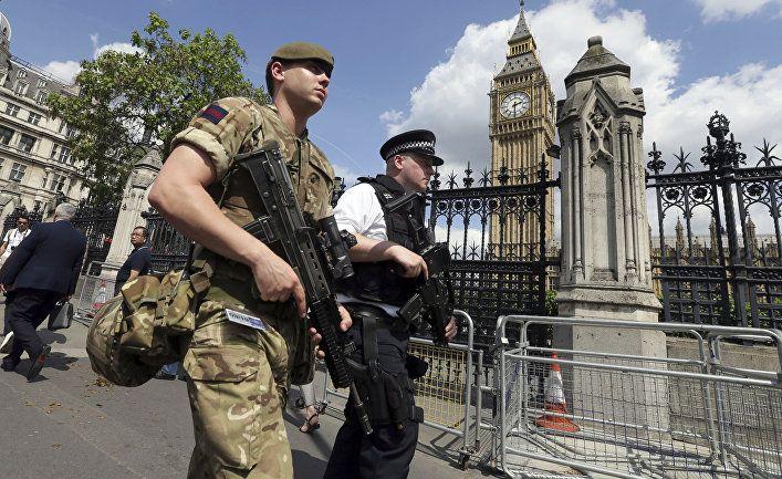 Происшествия: The Telegraph (Великобритания): албанские банды смеются над британским правосудием