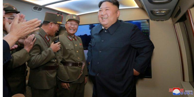 Общество: Великобритания, Франция иГермания призвали вООН сохранять санкции против КНДР