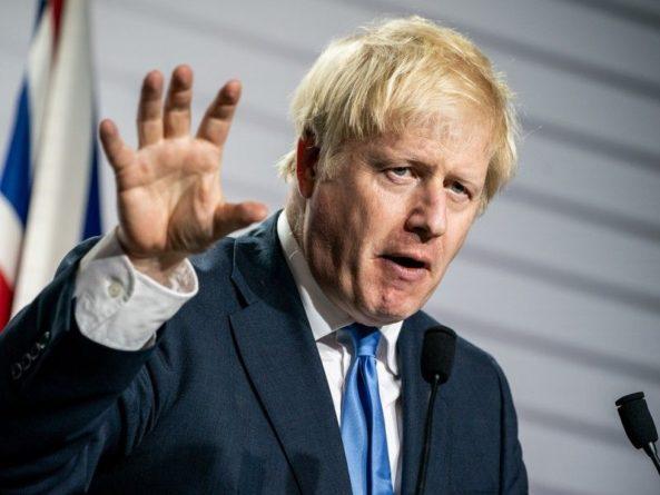 Общество: Джонсон приостановил работу парламента Британии до 14 октября