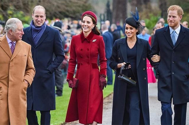 Без рубрики: Принц Гарри и члены королевской семьи тепло поздравили Меган Маркл с днем рождения