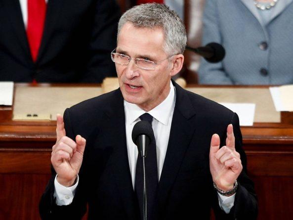 Политика: Генсек НАТО: Brexit не поменяет положение Британии в альянсе