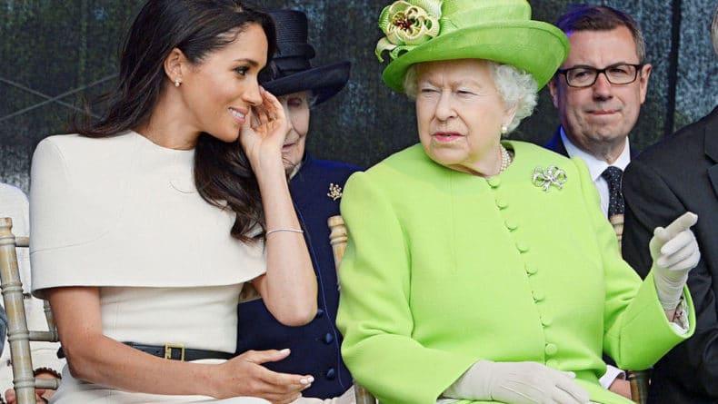 Знаменитости: Елизавета II показала Меган Маркл, что ей рады в семье, сообщили СМИ