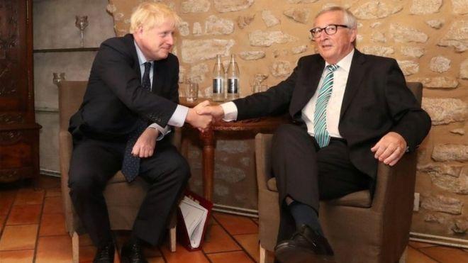 Общество: Джонсон пообещал справиться с Брекзитом за десять дней