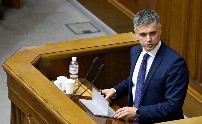 Общество: Европейская правда (Украина): «формула Зеленского», санкции, путь в НАТО и Донбасс: большое интервью министра Пристайко