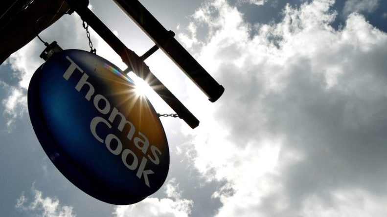 Общество: МИД Британии подключится к ситуации с туркомпанией Thomas Cook