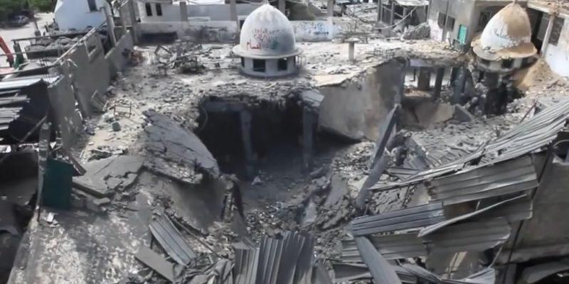 Общество: В Китае началось массовое уничтожение мечетей. Запретили арабскую вязь