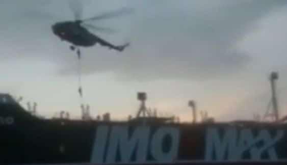 Общество: Иран освобождает британский танкер Stena Impero - Cursorinfo: главные новости Израиля