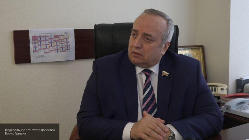 Клинцевич прокомментировал планы британца подать иск против России
