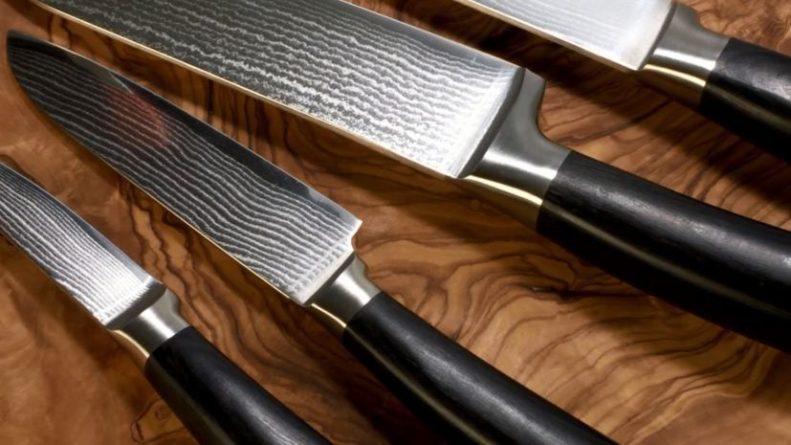 Общество: «Остроконечный инструмент кровопролития»: в Британии церковь призывает запретить кухонные ножи