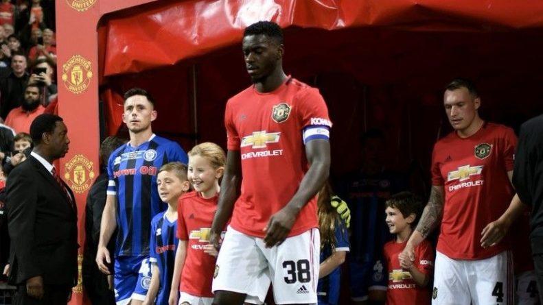 Общество: «Манчестер Юнайтед» в серии пенальти победил «Рочдейл» в Кубке английской лиги