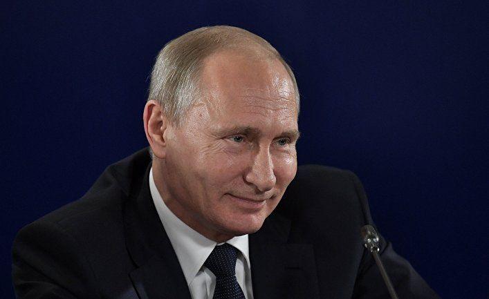 Общество: The Wall Street Journal (США): импичмент — это то, чего хочет Владимир Путин