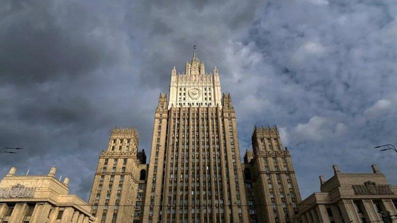 Общество: В МИД России назвали реальной перспективу развала СВПД