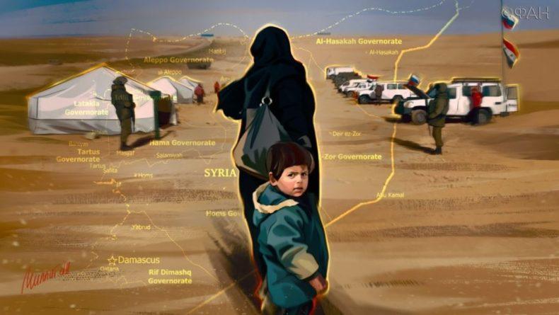 Общество: Сирия ликвидирует «Эр-Рукбан», однако американцы оставят «Ат-Танф» на пути Ирана