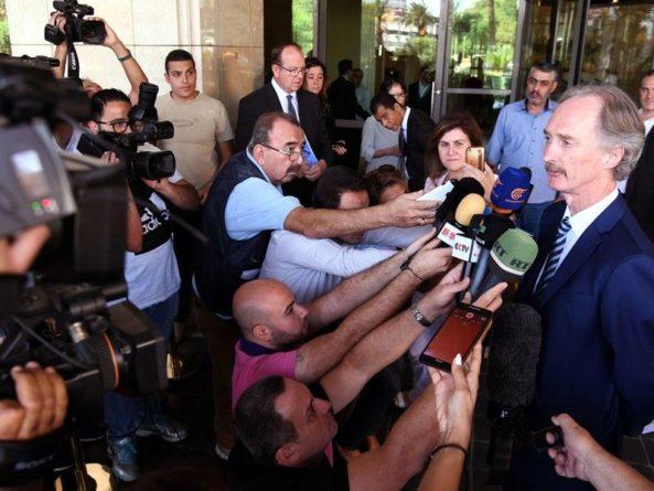 Общество: Конституционный комитет Сирии получил поддержку на мировом уровне