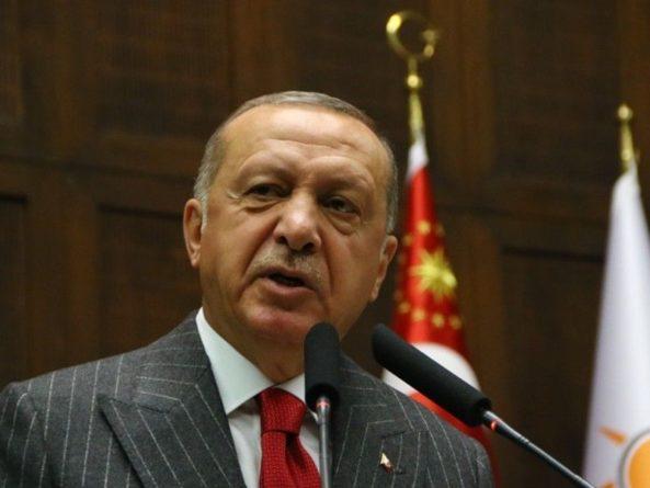 Общество: Эрдоган поставил НАТО перед выбором между Турцией и террористами
