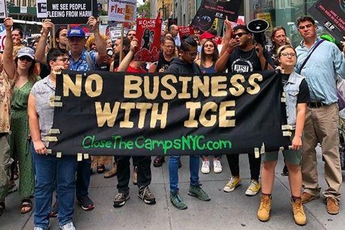 Общество: Американская полиция арестовала 76митингующих вНью-Йорке