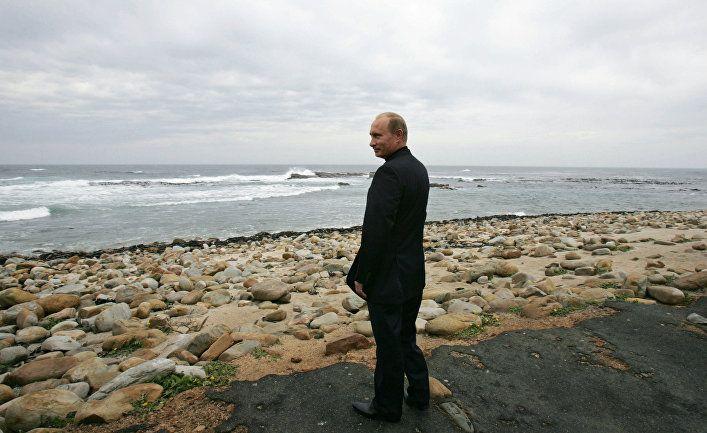 Общество: The Times (Великобритания): Кейптаун принимает боевые корабли из России и Китая