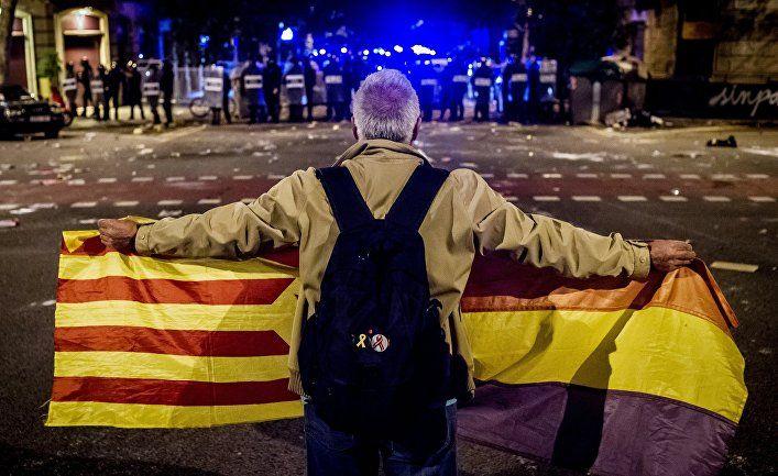 Общество: Rebelión (Испания): новое «демократическое цунами» в Каталонии?