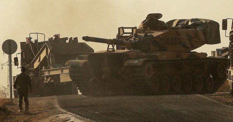 Общество: Европа вводит эмбарго на поставки оружия Анкаре. Станет ли турецкая армия слабее?