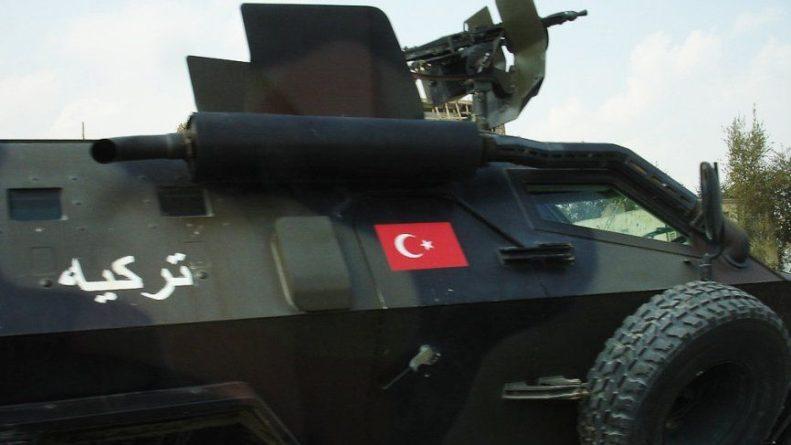 Общество: МИД Британии призвал Турцию завершить операцию против курдов в Сирии